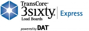 3sixty Express Load Board, by DAT